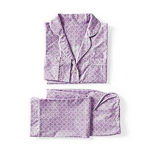 purple pjs serena lily